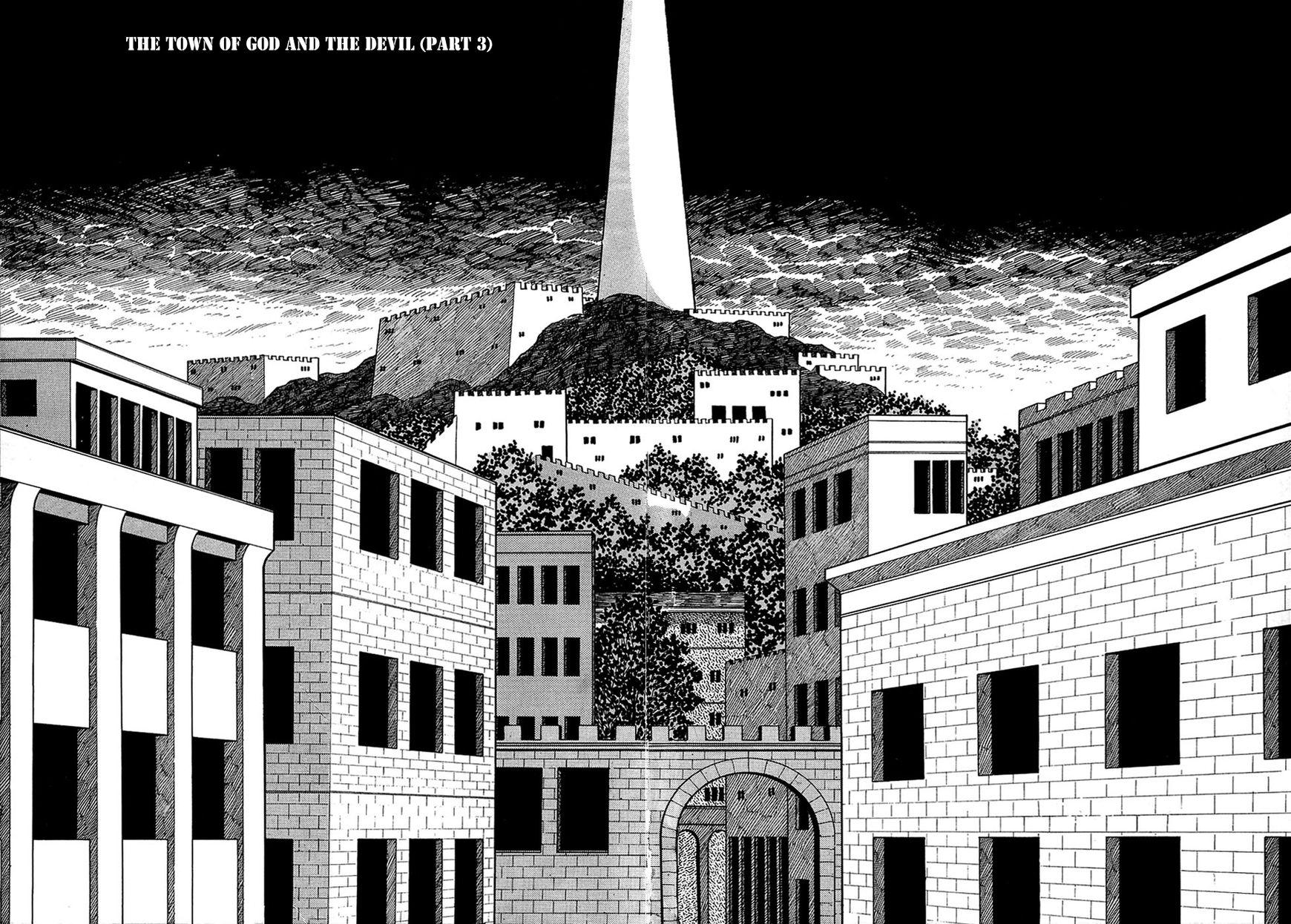 Ryuu no Michi 20.3 Page 1