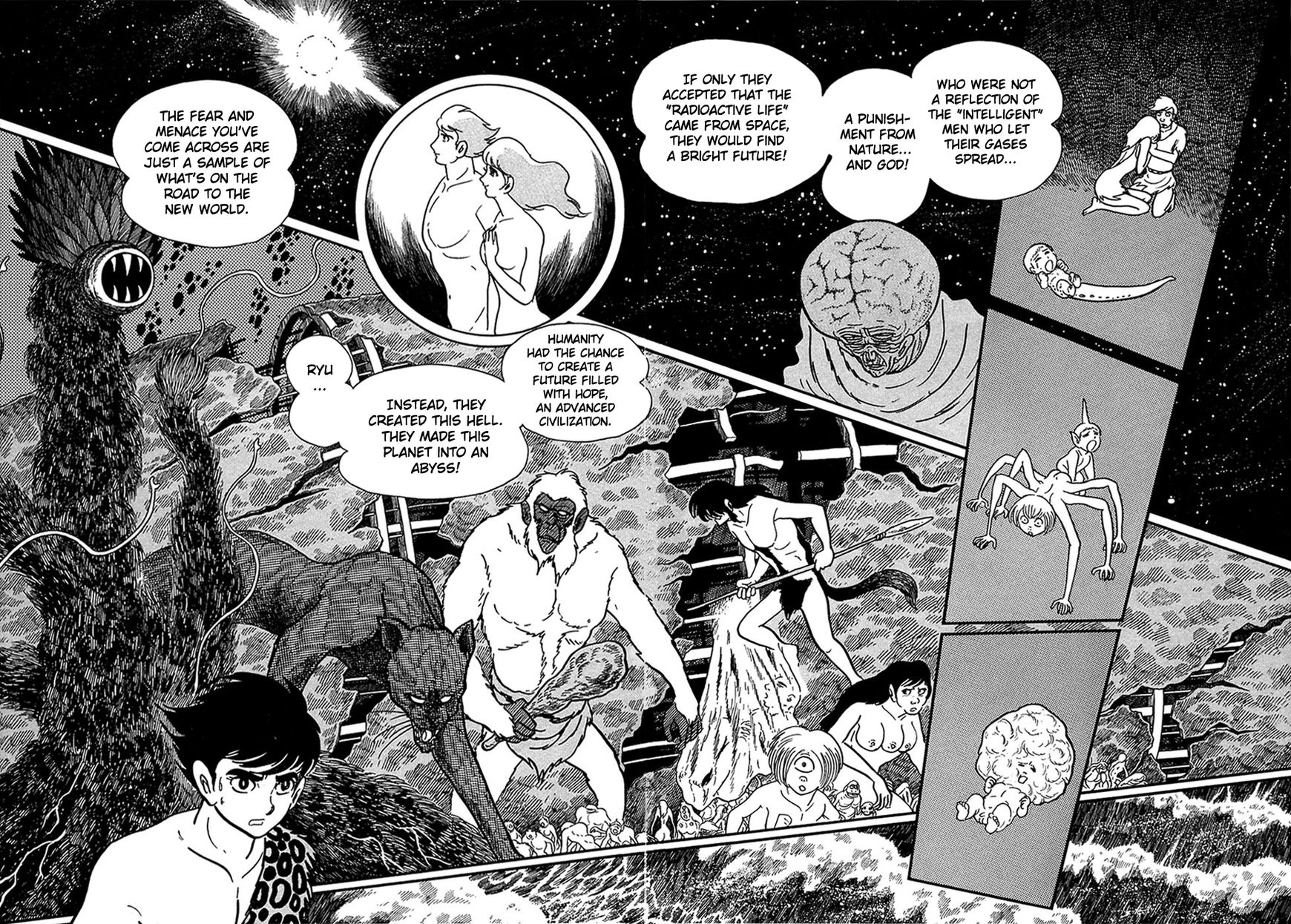 Ryuu no Michi 21.1 Page 2