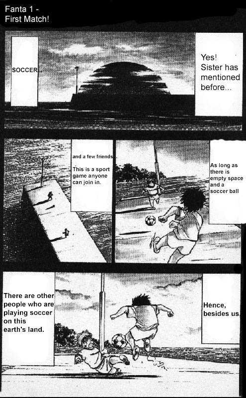 Fantasista 1 Page 2