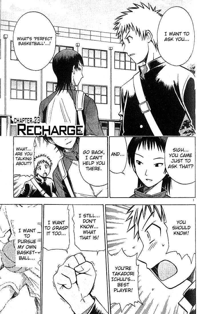 Fight no Akatsuki 23 Page 2