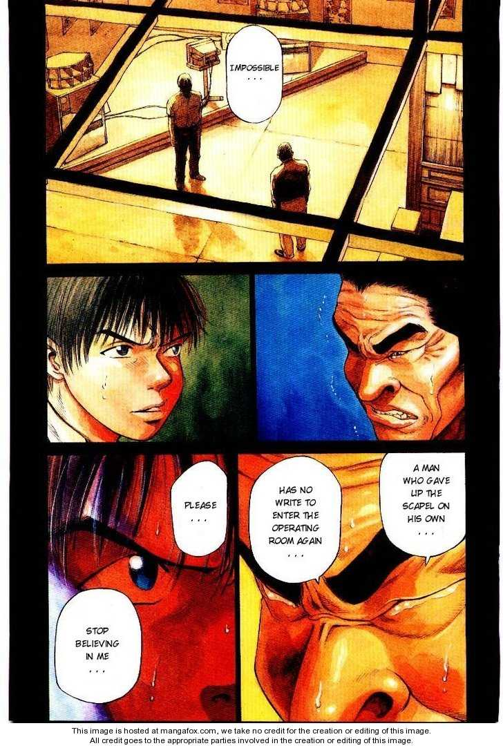 Say Hello to Black Jack 15 Page 1