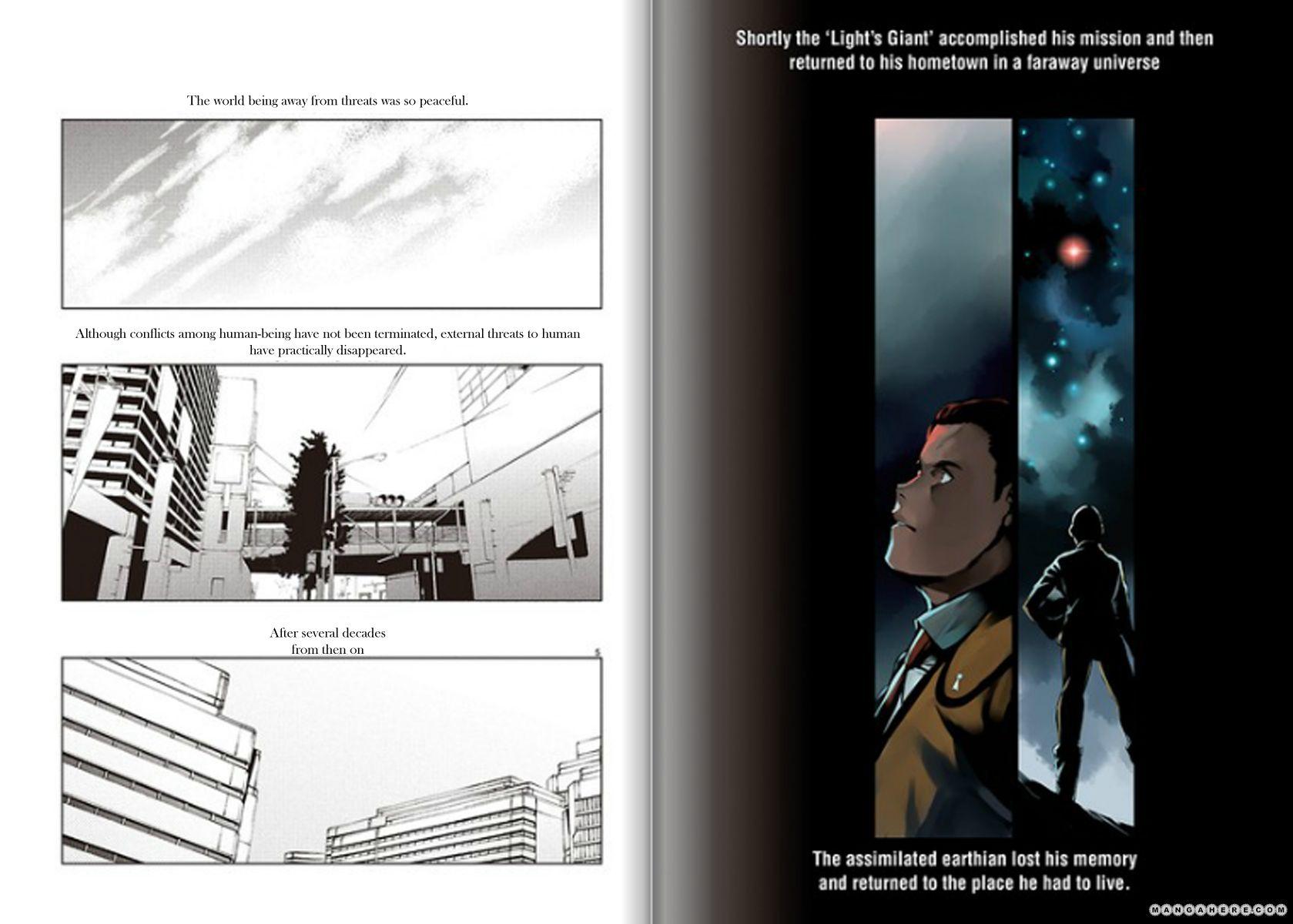 Ultraman 1 Page 3
