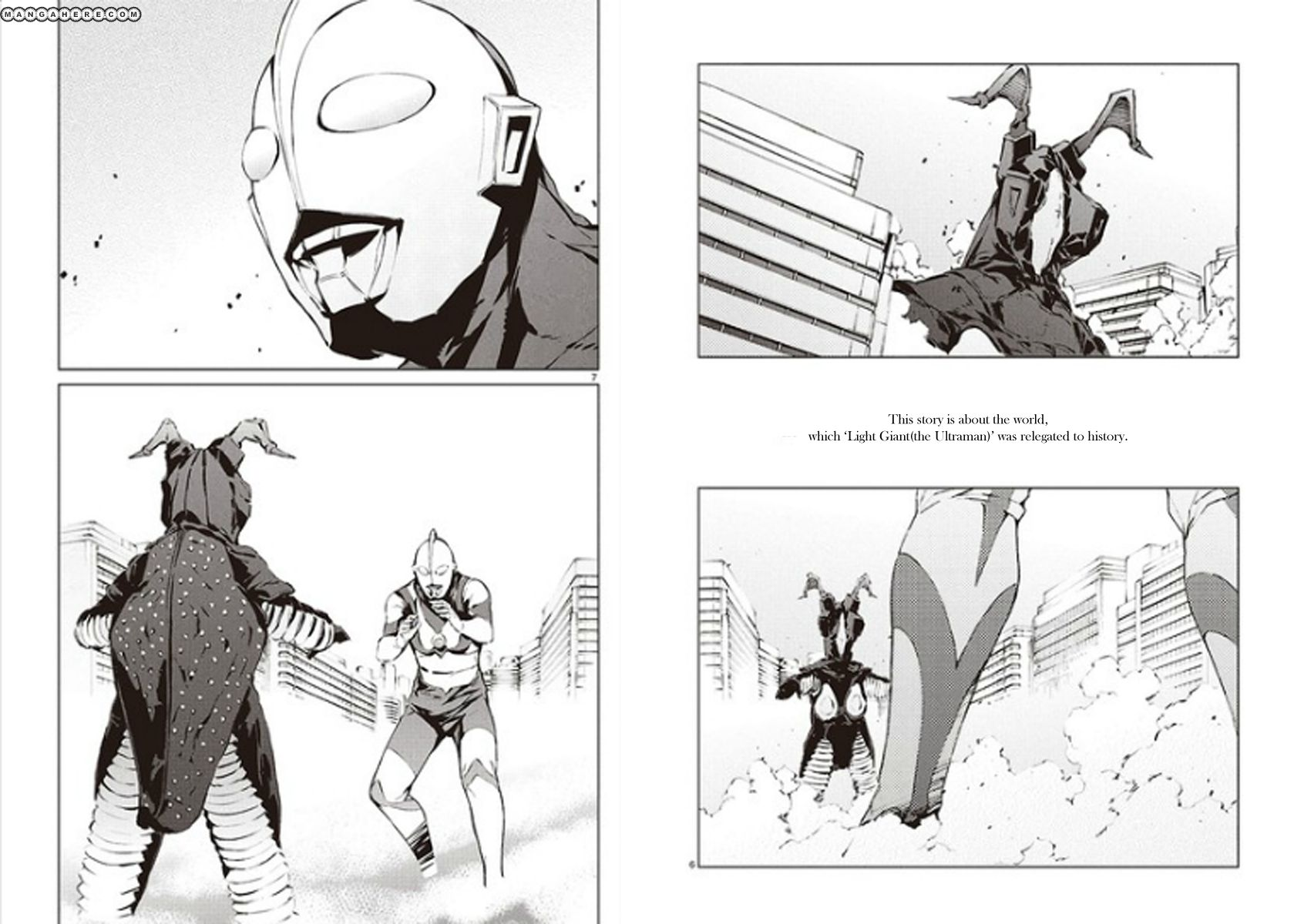 Ultraman 1 Page 4