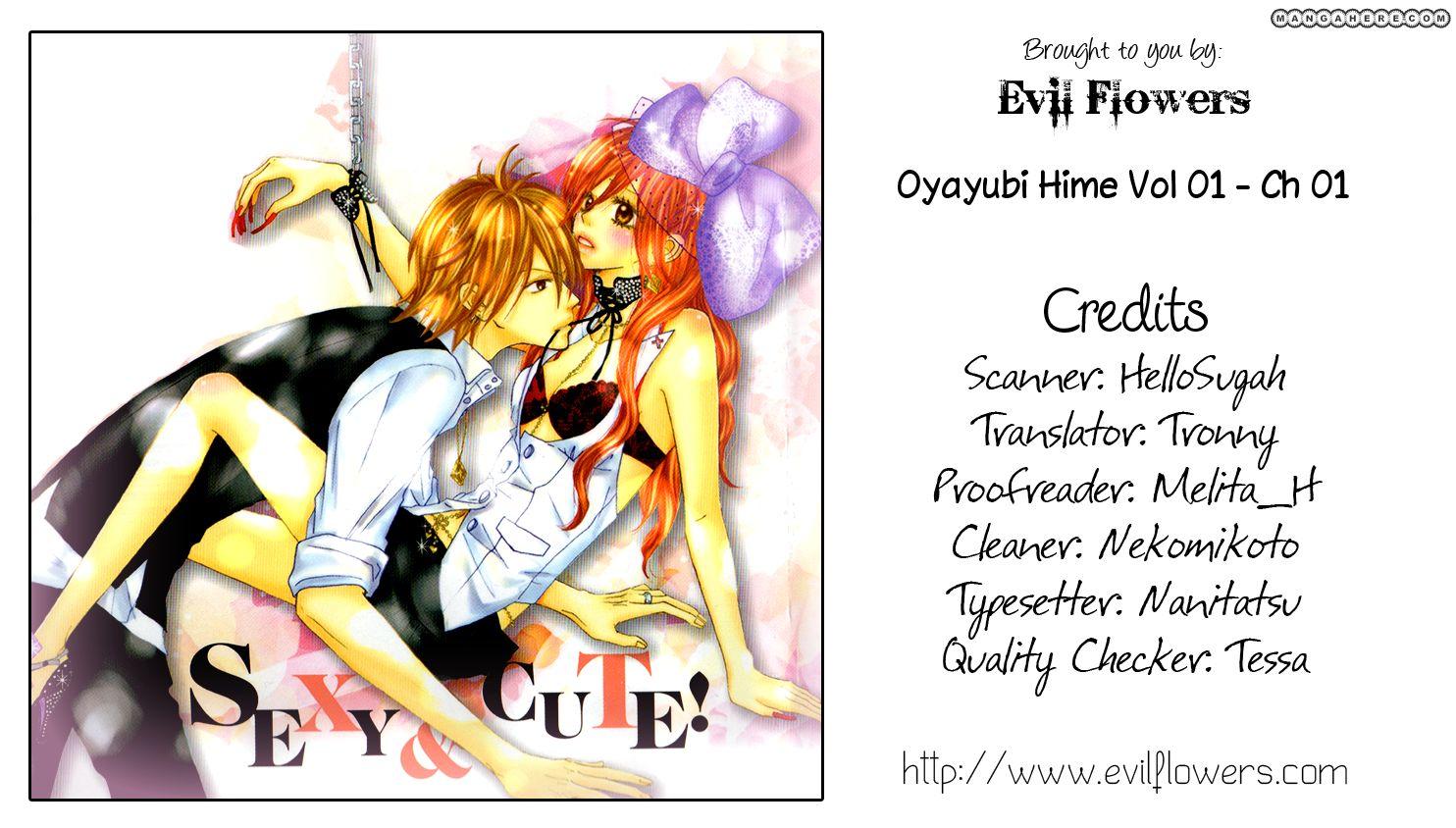 Oyayubi Hime 1 Page 1