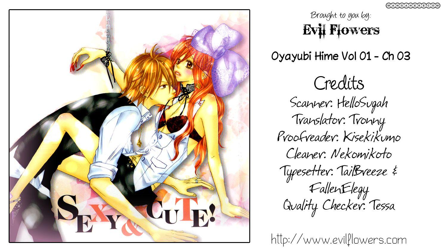 Oyayubi Hime 3 Page 1