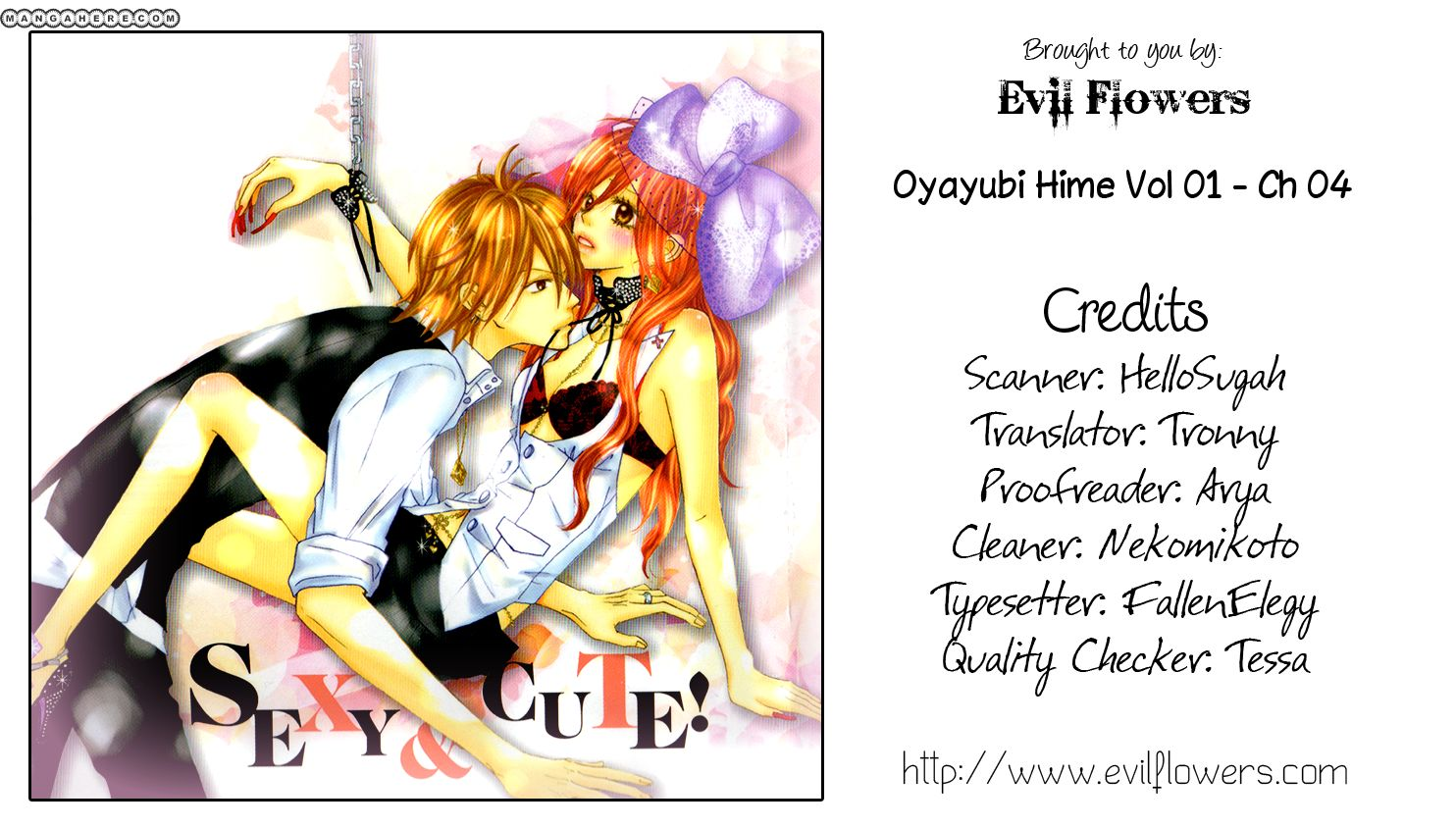 Oyayubi Hime 4 Page 2