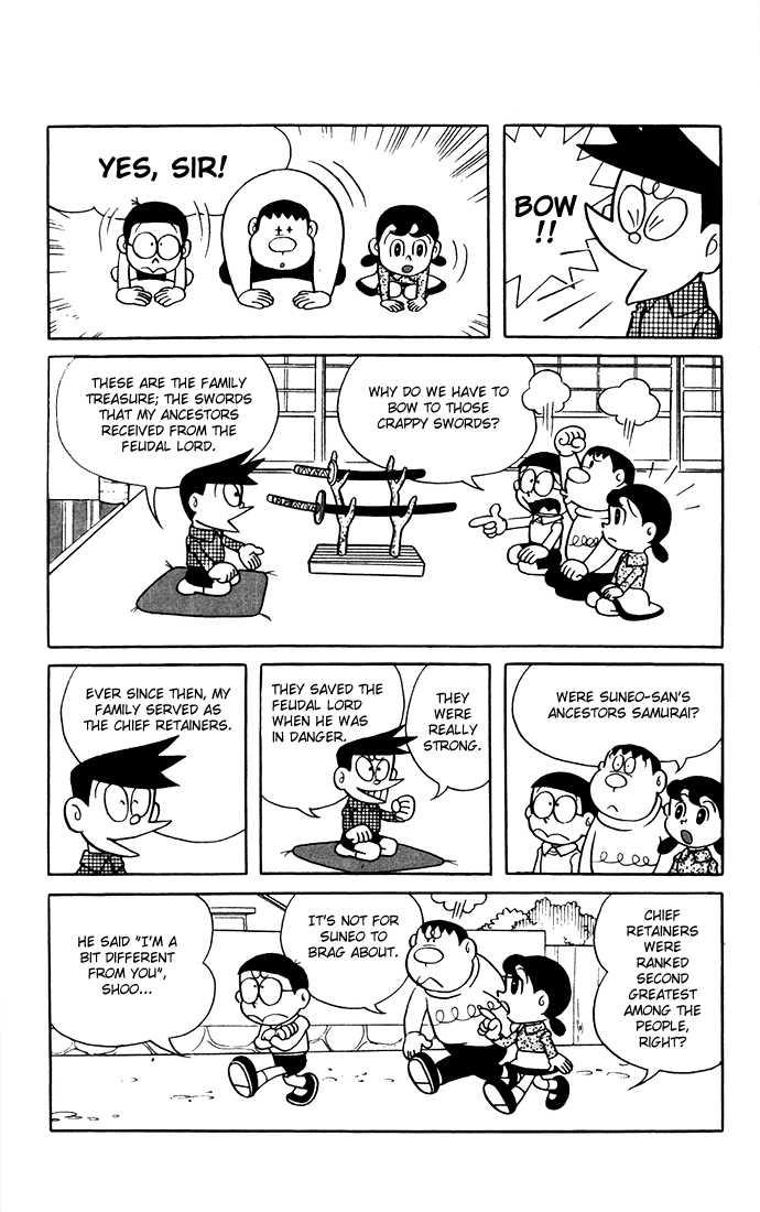 Doraemon 8 Page 3