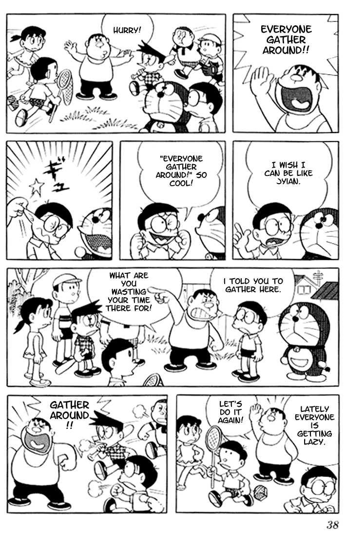 Doraemon 20 Page 2
