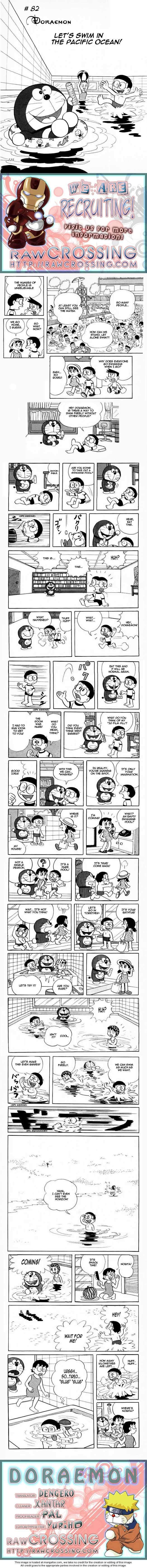 Doraemon 82 Page 1