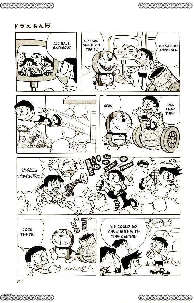 Doraemon 97 Page 3