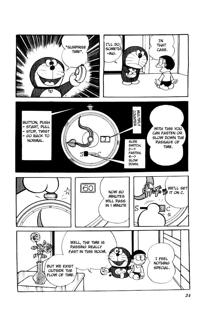 Doraemon 128 Page 3