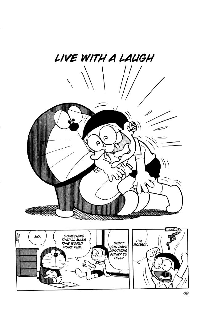 Doraemon 133 Page 2