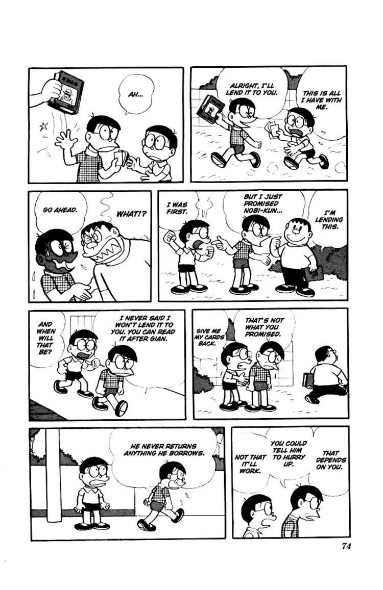 Doraemon 134 Page 3