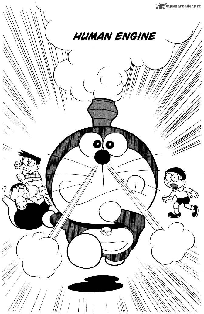 Doraemon 138 Page 1