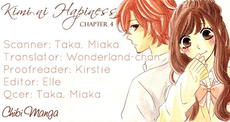 Kimi ni Happiness 4 Page 1