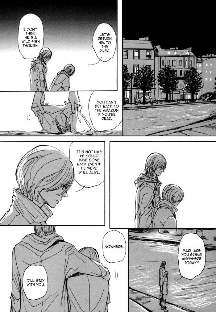 Jin to Neko wa Yobu to Konai 2 Page 2