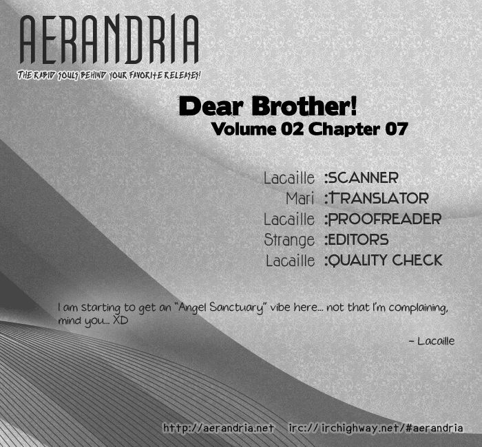 Dear Brother! 7 Page 2
