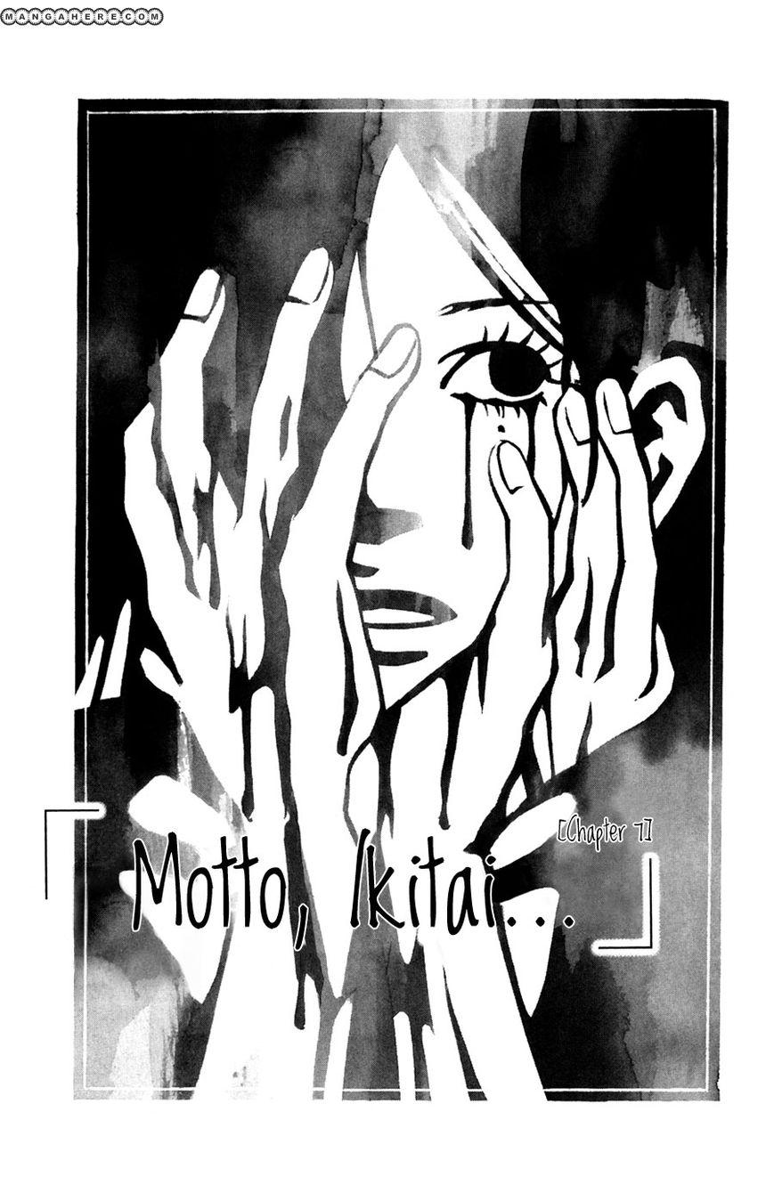 Motto, Ikitai...  (YOSHI) 7 Page 2