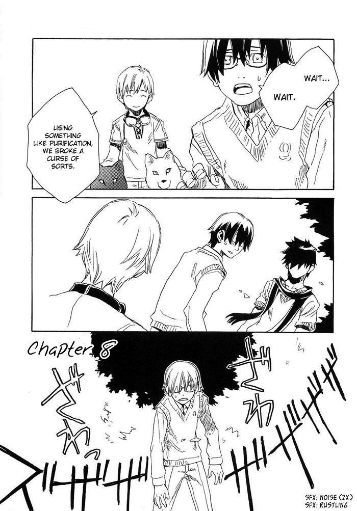 Harizuki Kagerou Enshimonogatari 8 Page 2