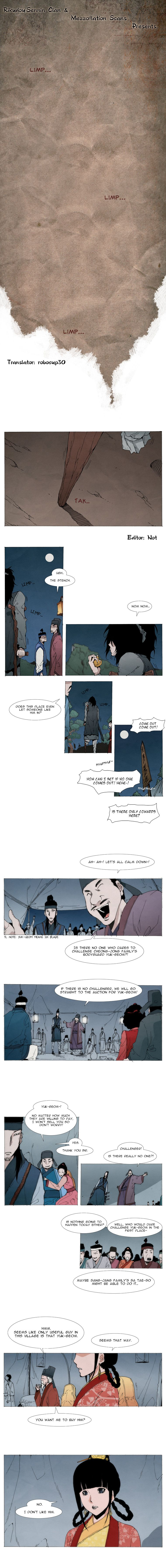 Living with One Leg 1 Page 1