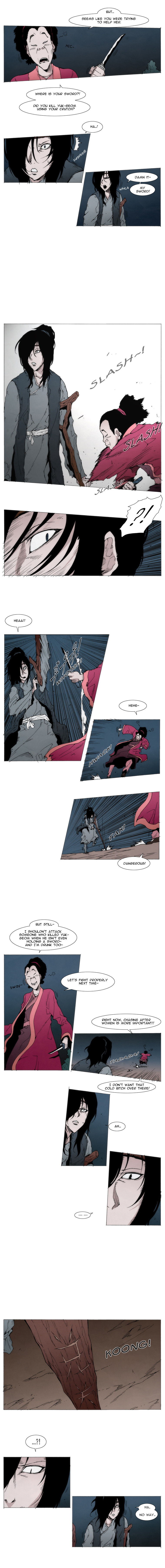 Living with One Leg 5 Page 2
