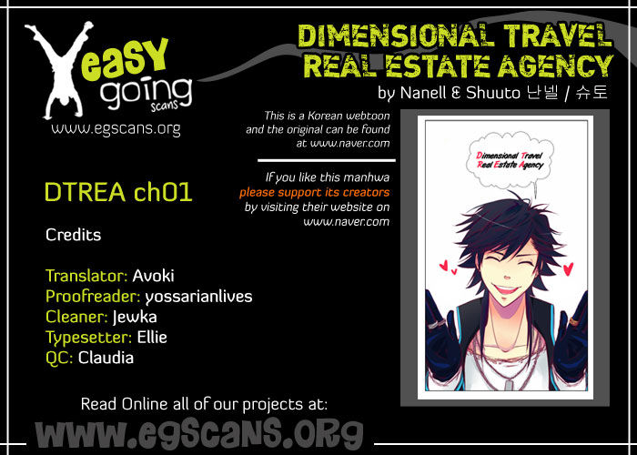 Dimensional Travel Real Estate Agency 1 Page 1