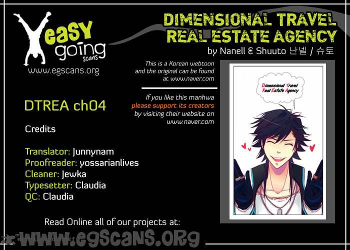 Dimensional Travel Real Estate Agency 4 Page 1