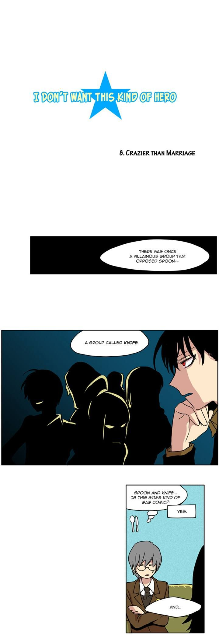I Don't Want This Kind of Hero 8 Page 2