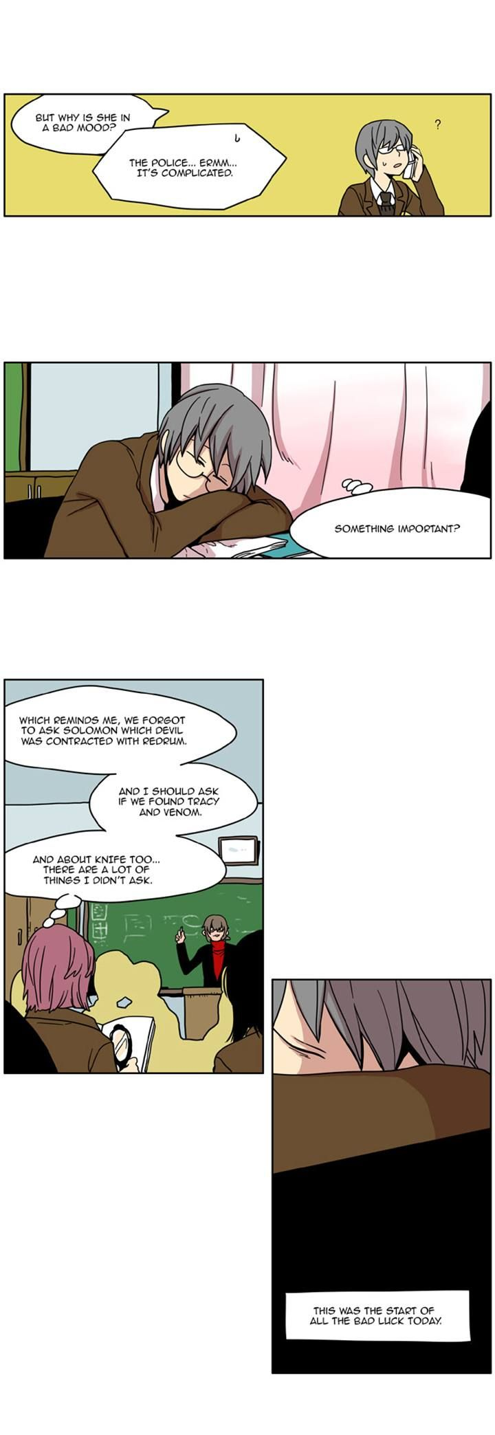 I Don't Want This Kind of Hero 15 Page 2