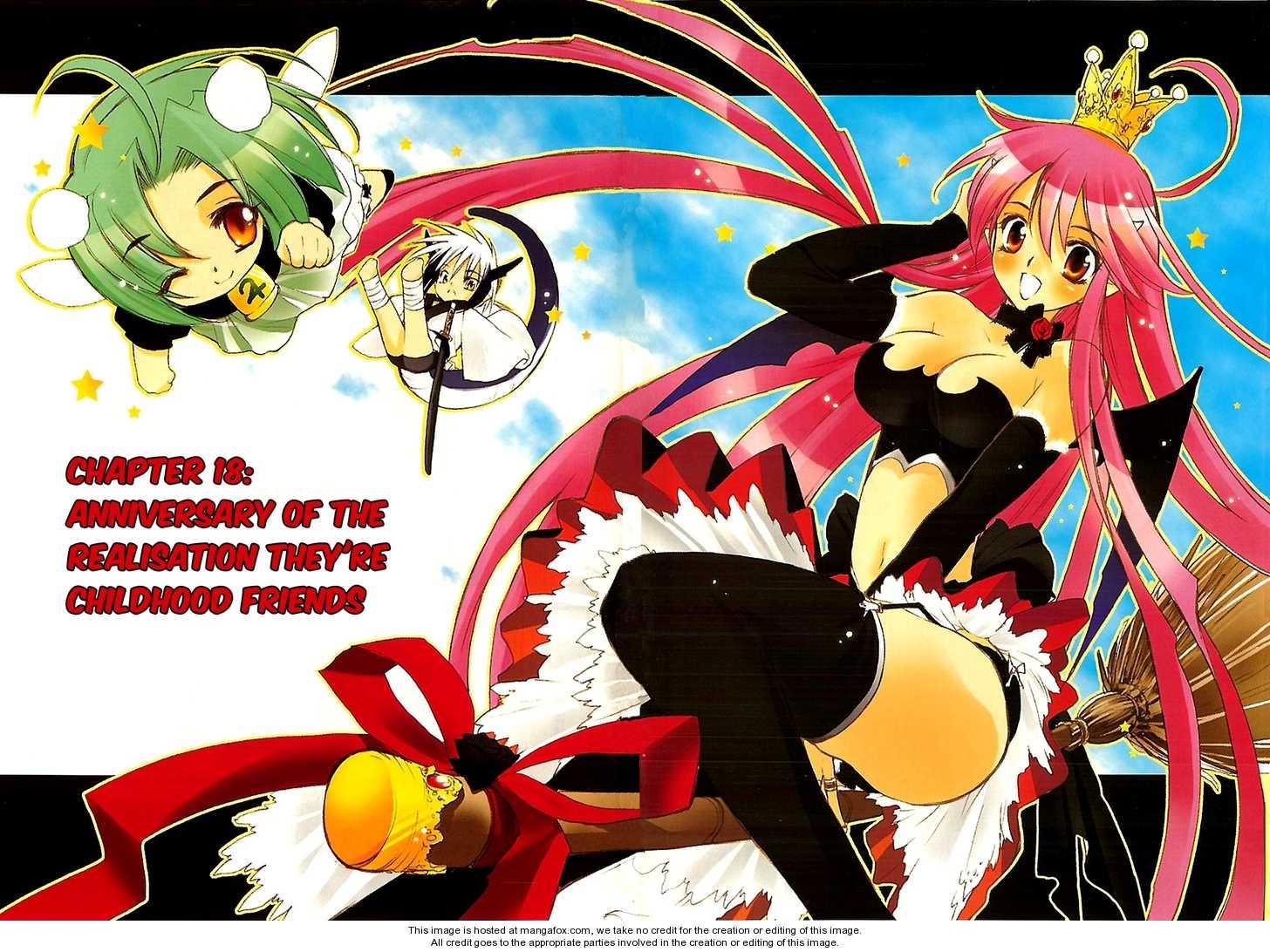 Hakoiri Devil Princess 18 Page 3