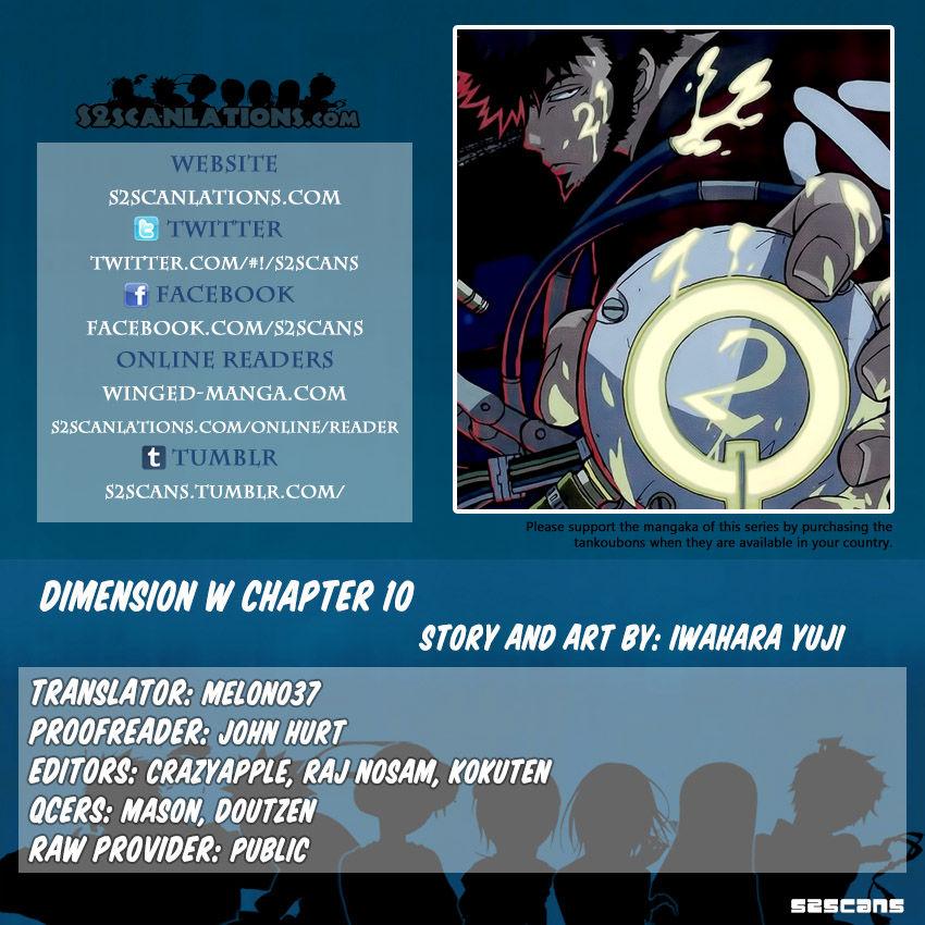 Dimension W 10 Page 1