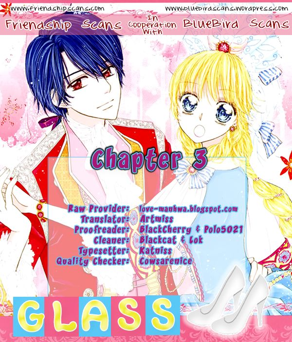 Glass Shoes (IM Hae Yeon) 3 Page 1