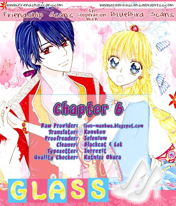 Glass Shoes (IM Hae Yeon) 6 Page 1