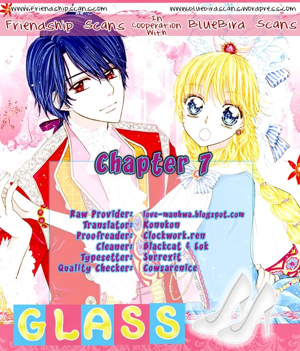 Glass Shoes (IM Hae Yeon) 7 Page 1
