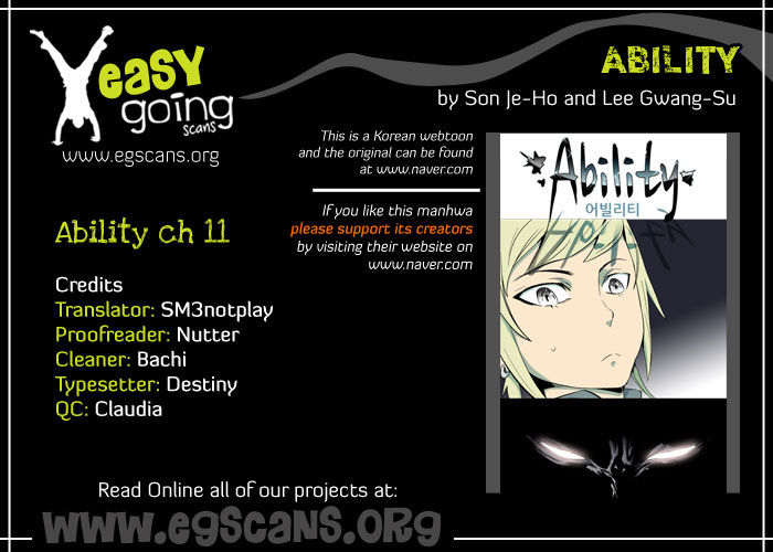 Ability 11 Page 1