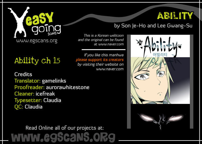 Ability 15 Page 1
