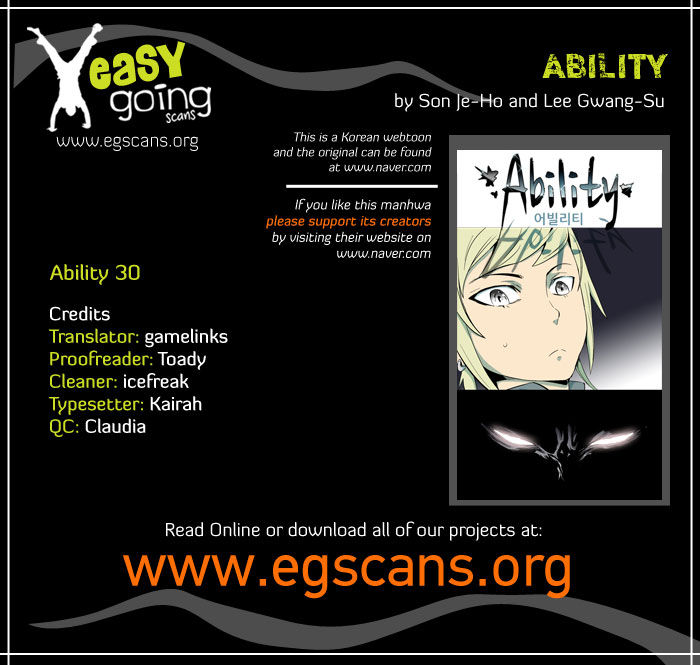 Ability 30 Page 1