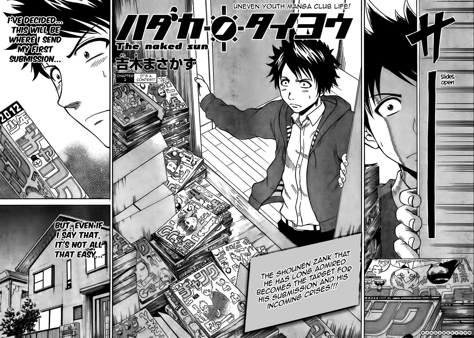 Hadaka no Taiyou 2 Page 2