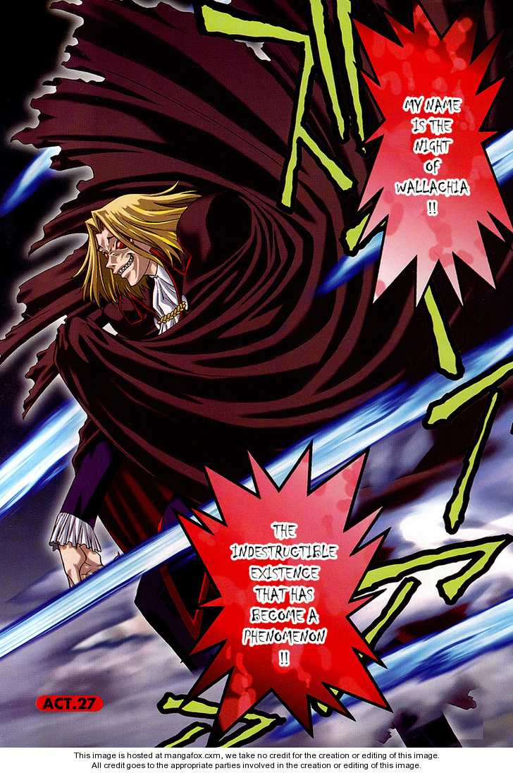 Melty Blood 27 Page 1
