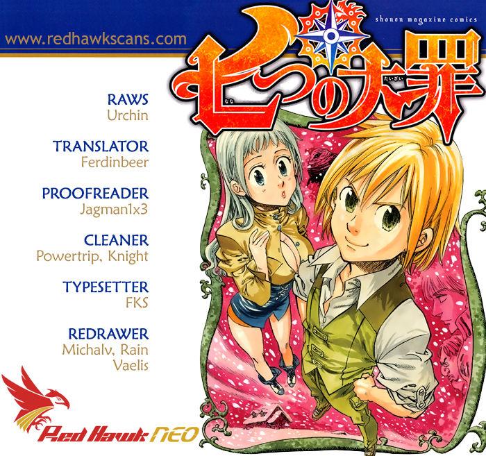Nanatsu no Taizai 1.5 Page 1