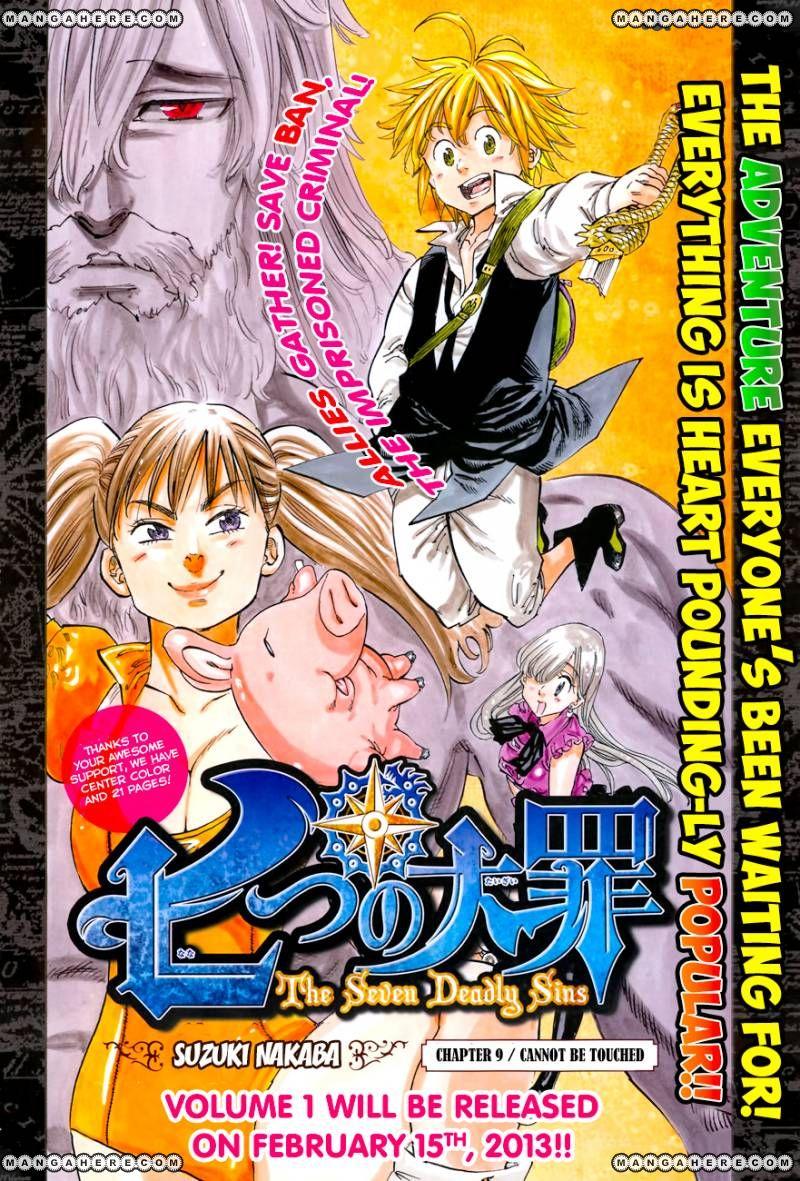 Nanatsu no Taizai 9 Page 2
