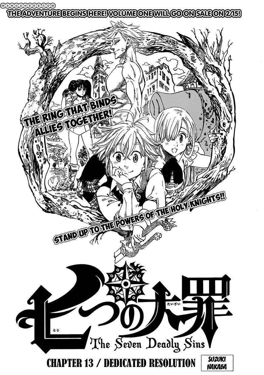 Nanatsu no Taizai 13 Page 2