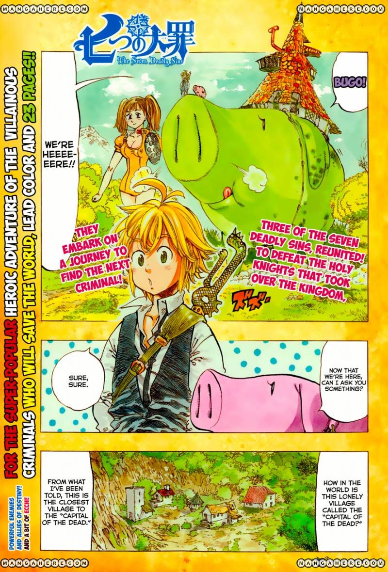 Nanatsu no Taizai 18 Page 2