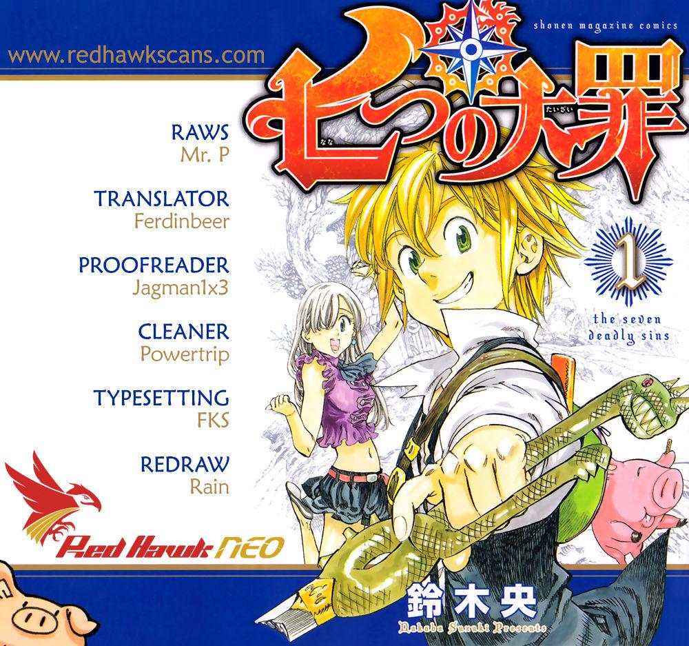 Nanatsu no Taizai 29 Page 1