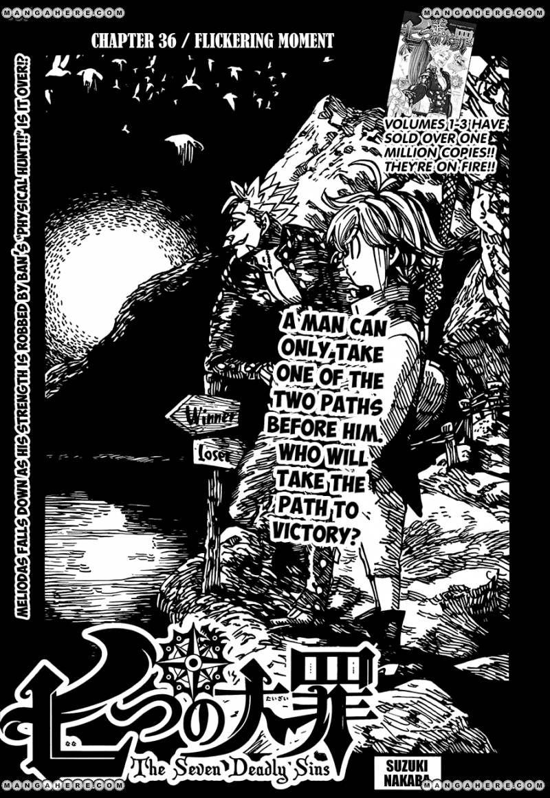 Nanatsu no Taizai 36 Page 2