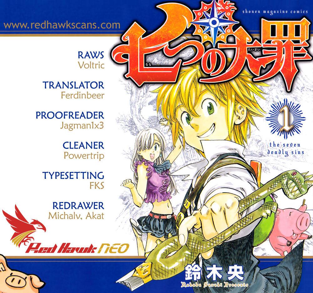 Nanatsu no Taizai 38 Page 1
