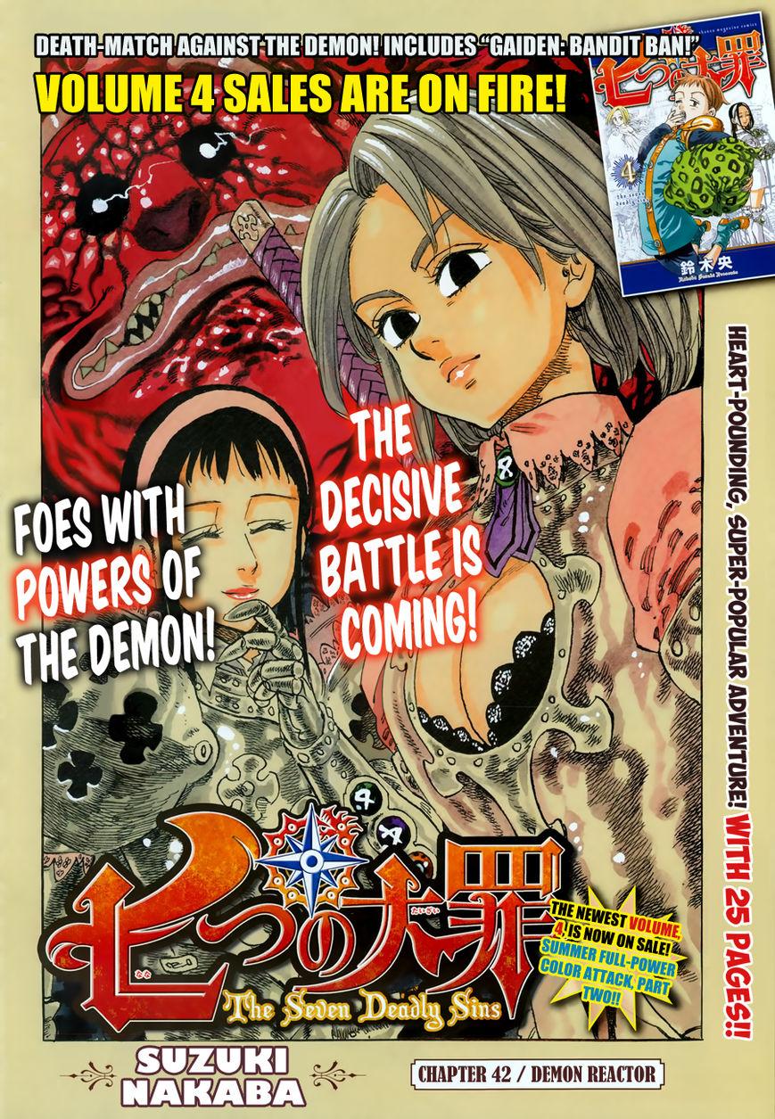 Nanatsu no Taizai 42 Page 2