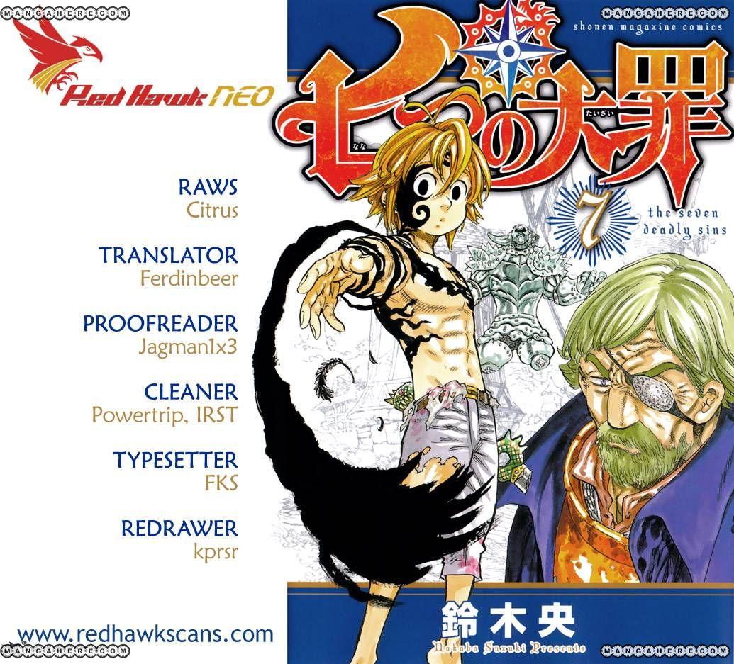 Nanatsu no Taizai 91 Page 1