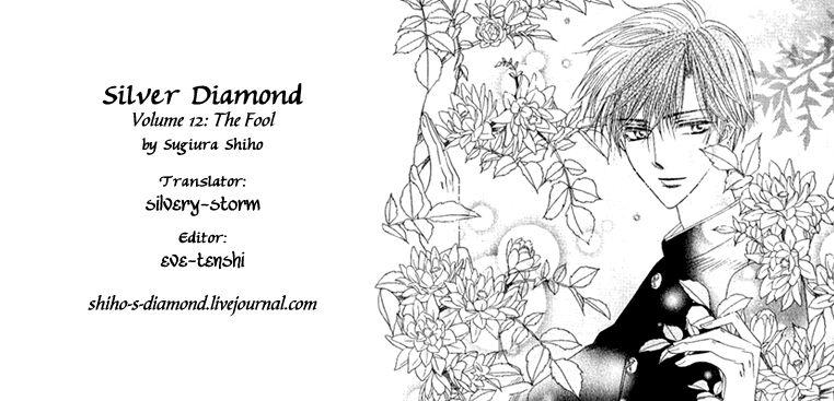 Silver Diamond 34 Page 1