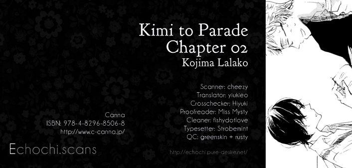 Kimi to Parade 2 Page 1